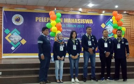 512 MAHASISWA UNRIKA IKUTI PELEPASAN KULIAH KERJA NYATA (KKN) 2017