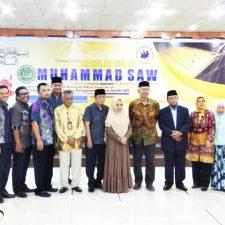Peringati Maulid Nabi Muhammad SAW di Unrika Batam, Ustadz Abidin Azhair Lubis Ingatkan Mahasiswa agar Belajar Disiplin
